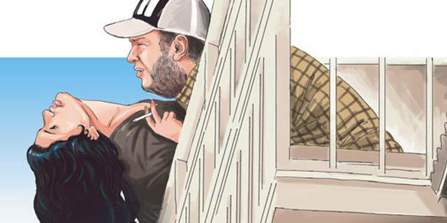 Berrak tan ikinci balkon skandalı