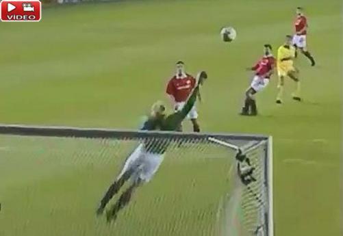 ��te Arif'in Manchester'a att��� gol!