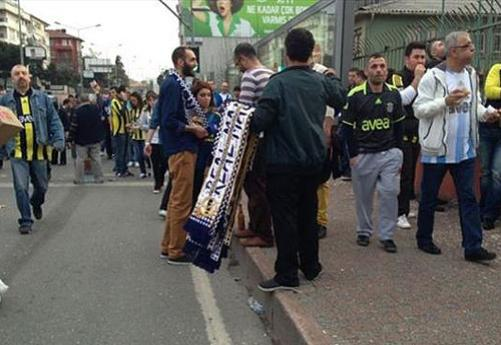 Fenerbahçe'den Real Madrid bestesi!