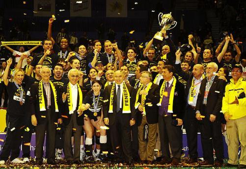 2012 CEV CL Şampiyonu Fenerbahçe Universal