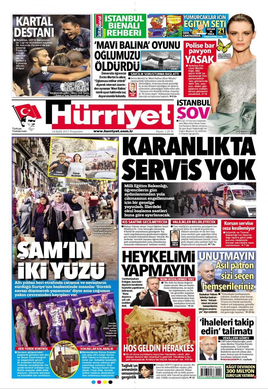Gazete Manşetleri